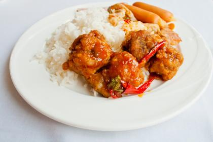 Chinese Hot And Spicy Chicken