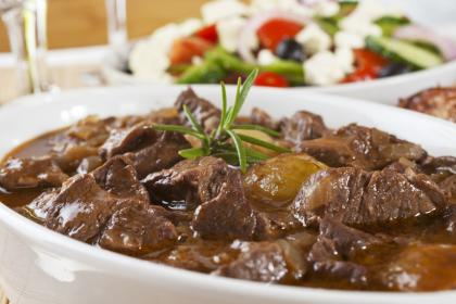 Greek Lamb Stew