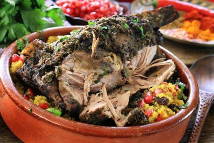 Meshoui (Moroccan Lamb)