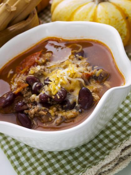 Easy Turkey Chilli