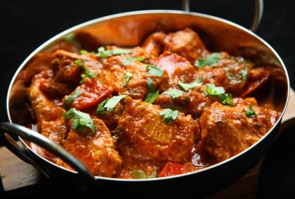 Traditional Ceylonese Chicken Curry