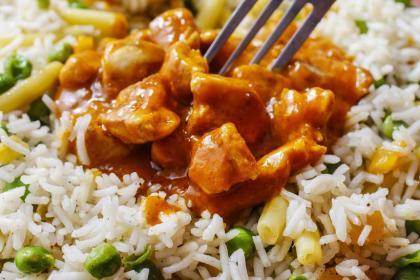 Rapid Chicken Curry
