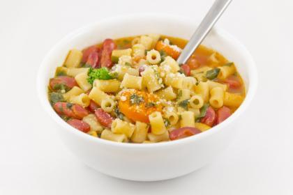 Lamb Pasta And Fagioli