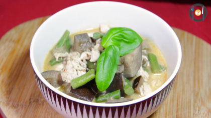 Thai-Style Chicken And Vegetable Stir-Fry