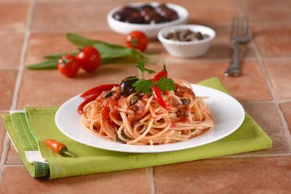 Chilli Spaghetti