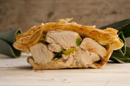 Chicken & Leek Pie (Traditional Irish Recipe)