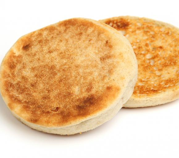 French Toasted English Muffins