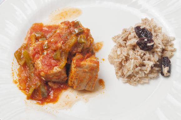 Tuna And Rice Casserole