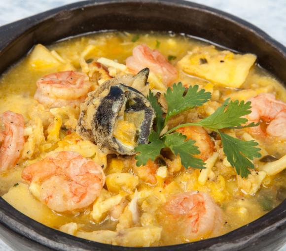 Royale Seafood Casserole