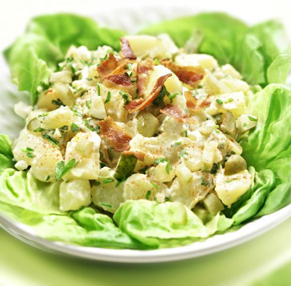 Well Dressed Potato Salad