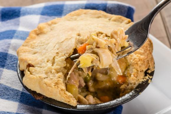 Turkey Pie