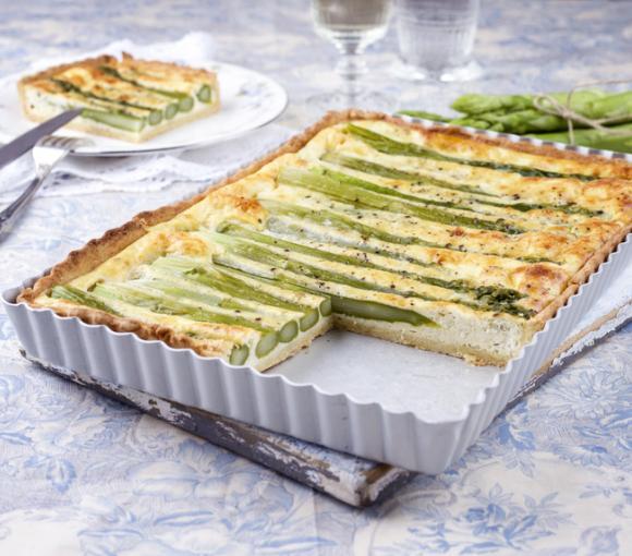 Scalloped Asparagus