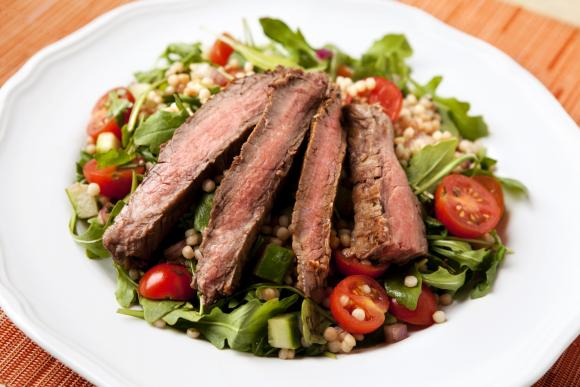 Peppered Steak Salad