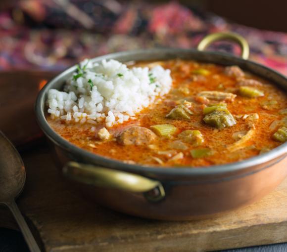 Creole Gumbo Pot