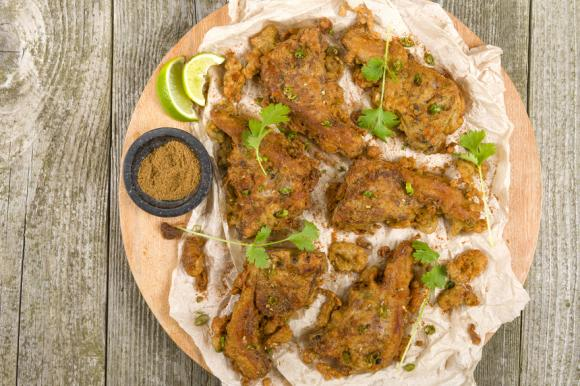 Lamb Chops In Masala Sauce