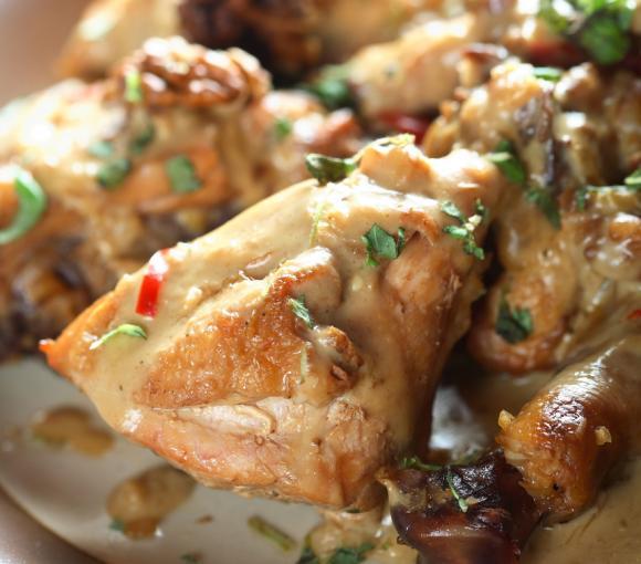 Chicken & Cashews