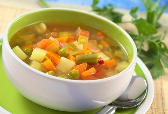 Traditional Vegetable Soup