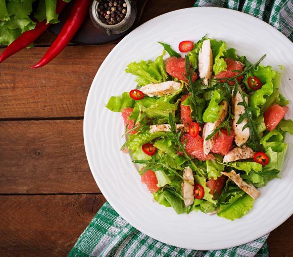 Leftover Chicken Salad