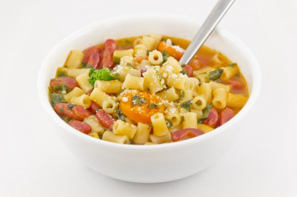 Lamb Pasta And Fagioli