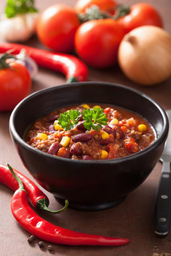 One-Pot Tex Mex Chilli