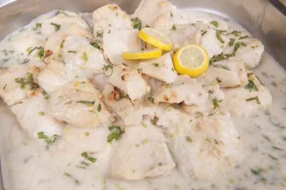 Cod And Black Bean Salad