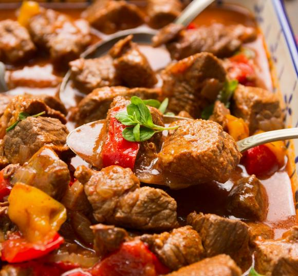 Beef Ragout Country-Style