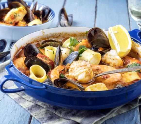 Simple Seafood Stew