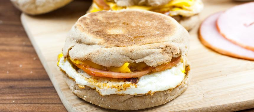 Breakfast In A Muffin recipe