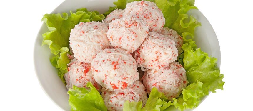 Crab Balls recipe