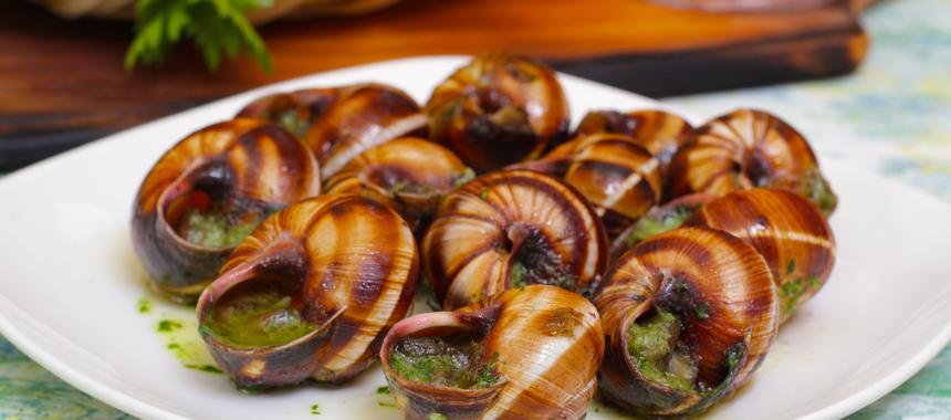 Escargots (Snails) recipe