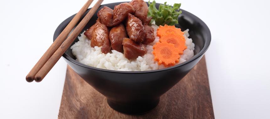 Empress Chicken recipe