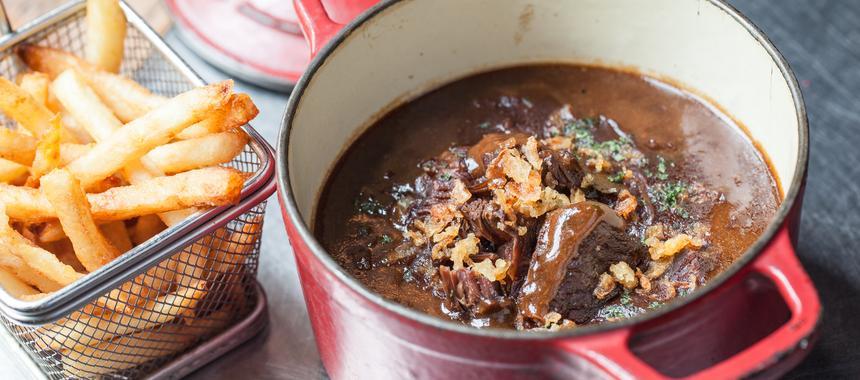 Beer Beef Stew recipe