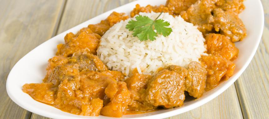 African Lamb Curry recipe