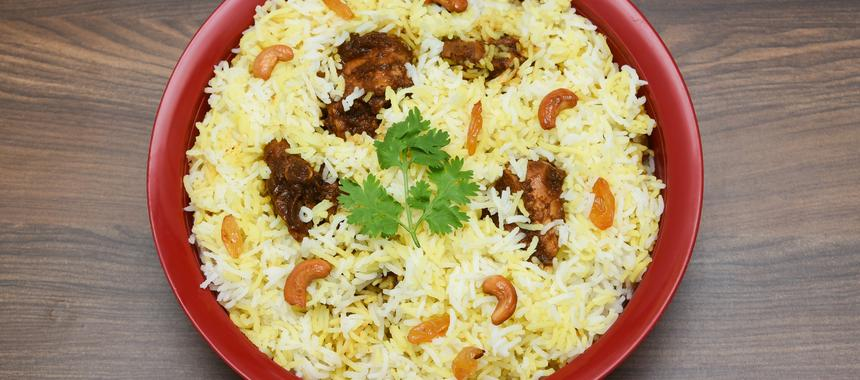 Ghobi Ki Biriyani recipe