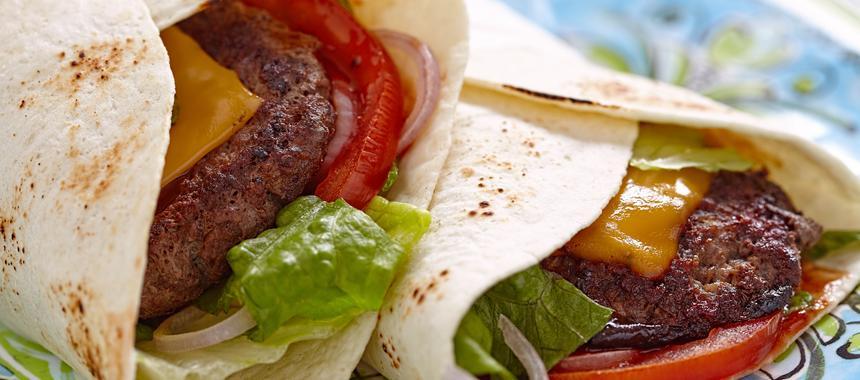 Tex-Mex Veggie Burgers recipe