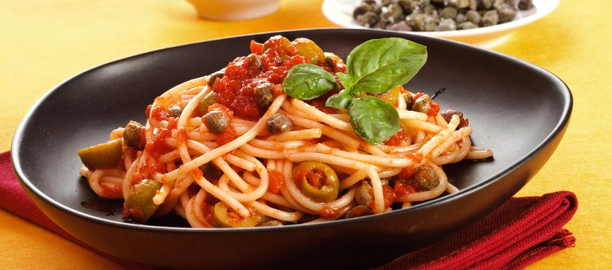 Vegetarian italian spaghetti recipe easy recipes on inspiremymeal vegetarian italian spaghetti recipe forumfinder Choice Image