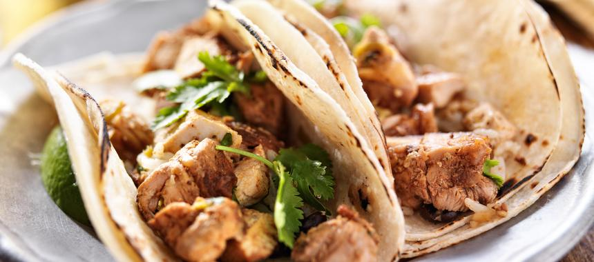Chicken Tacos recipe