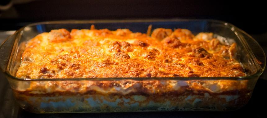Leftover Turkey Pie recipe