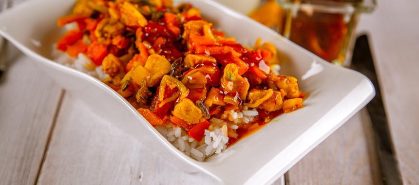 Tex-Mex Turkey And Rice Chilli recipe