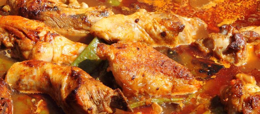 Turkey Creole recipe