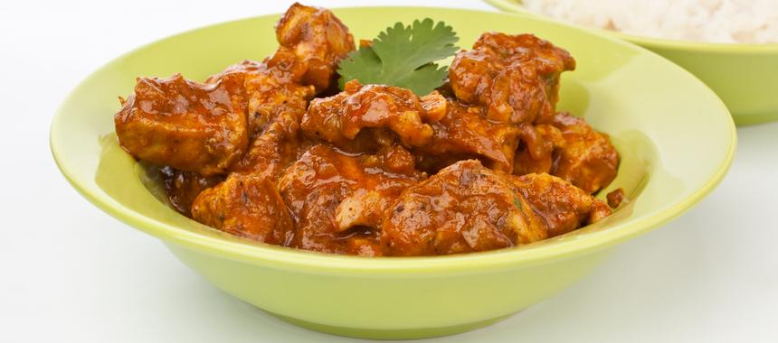 Turkey Curry recipe