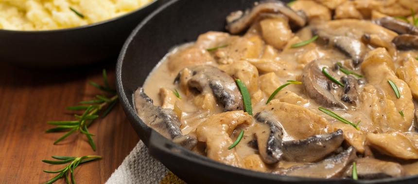 Turkey Stroganoff recipe