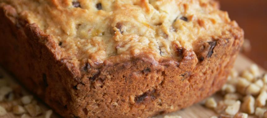 Cheese And Nut Loaf recipe