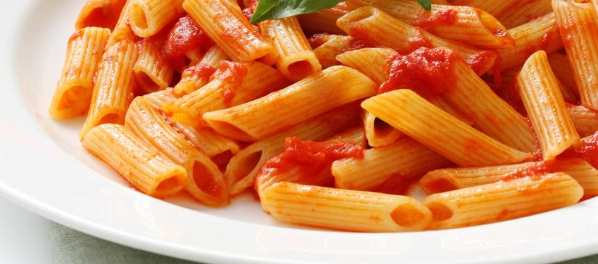 Penne All'arrabbiata (Penne With Spicy Sauce) recipe