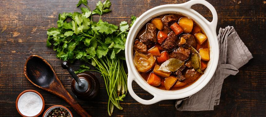 Beef Bourguignonne recipe