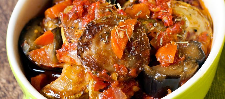 Greek Vegetable Stew recipe