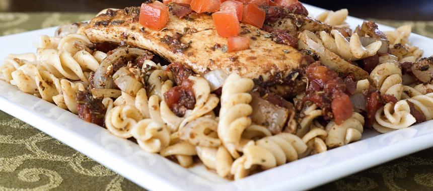 Italian Balsamic Chicken recipe