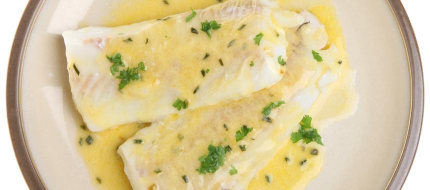 Poached Lemon Haddock recipe