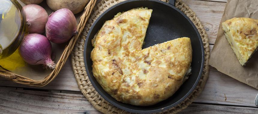 Spanish Potato Omelette recipe