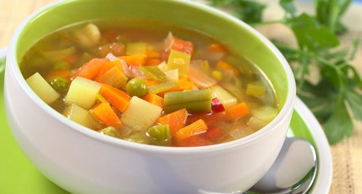 Traditional Vegetable Soup recipe